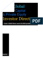Private Equity Database