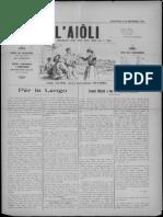 L'Aiòli. - n°331 (Desèmbre 1930)