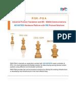 Advantech Protocol Bundle Solutions
