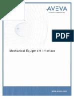 Mechanical Equipment Interface