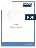 Query Reference Manual