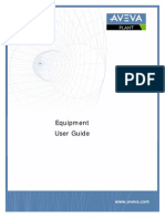 Equipment User Guide