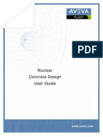 Concrete Design User Guide