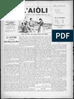 L'Aiòli. - n°336 (Mai 1931)