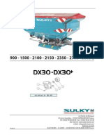 Sulky- DX30+