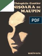 Gautier, Theophile - Domnisoara de Maupin (v1.0)