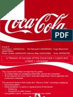 Consumer Behavior - Coca Cola