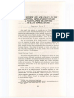 PLJ Volume 52 Number 4 -04- Land Reform Law and Policy in the Philippines - Jack Alden Draper II - Development Toward a Post-colonial Frame - Work if Land Tenure Rights