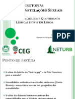 Heterotopias e Constelações Sexuais – Espacialidades e Quotidianos Lésbicos e Gays em Lisboa