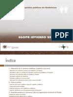Estudio de opinión pública de Andalucía (Egopa) de invierno de 2015 (PDF)