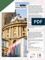 Oxford Architecture Trails
