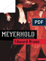 Braun Edward Meyerhold a Revolution in Theatre