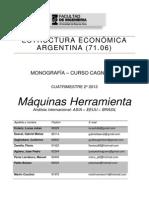 Monografía IMH 01