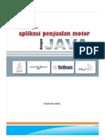 Buku Aplikasi Penjualan Motor