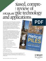 Perko-Helical Piles Flier