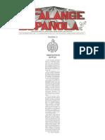 Visión Política de Las FFJJE. José María Permuy. Falange Española 5.