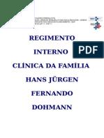 Regimento Interno CF Brisa 2015