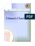 NAPOLCOM CITIZENSCHARTER
