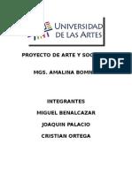 El Desinteres de Los Jóvenes Guayaquileños Hacia El Arte