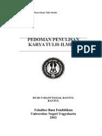 (336379741) Handout Seminar Karya Tulis Ilmiah
