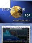 Jake Towne - Monetary Policy to CC-Upper Perk Small Govt (Jan 2010)