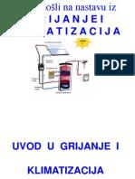 Grijanje i Klimatizacija_nastavni Materijali