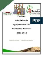 787 plano 2013 2014 net