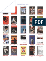 Kyokushin Karate Books