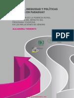 POBREZA INEQUIDAD Y POLITICAS - ALEJANDRA TORRENTS - PORTALGUARANI