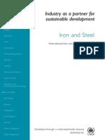 La Industria Del Acero Como Socio Del Desarrollo Sustentable