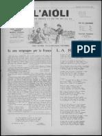 L'Aiòli. - n°341 (Febrié 1932)