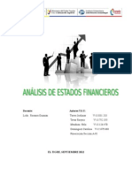 Analisis de Edos Financieros