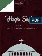 Hagia Sophia Architecture