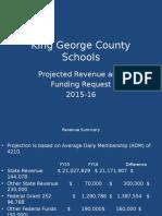 budget presentation 2 9 15