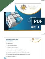 ISO 21500-PMI