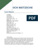 Friedrich Nietzsche-Cazul Wagner 07