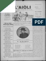 L'Aiòli. - n°345 (Mai 1932)
