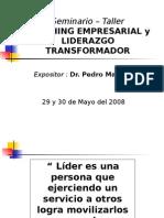 Coaching empresarial y liderazgo transformador.ppt