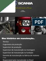 Manutenção Fabrica Scania