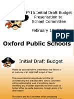Budget Presentation 2.12.15