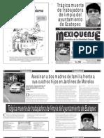 Diario El mexiquense 13 febrero 2015