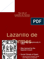 lazarillo de tormes background information (1)