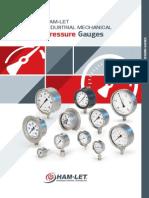 HAM-LET Industrial Gauges Catalog
