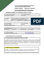 Syllabus Adiministracion Financiera FCAP502-1 a Entregar