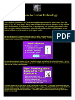 Welcome to Bedini Technology