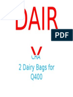 Dairy Poster
