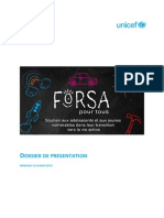 Forsa Dossier Participants Et Médias