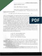 Newton's Investigation of Cubic Curves - Jeffrey Nunemacher, 1993