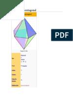 Bipirámide Pentagonal