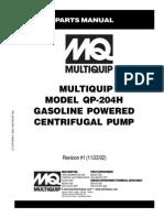 Centrifugal Trash Pumps